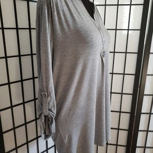 Cable & gage Soft, long shirt